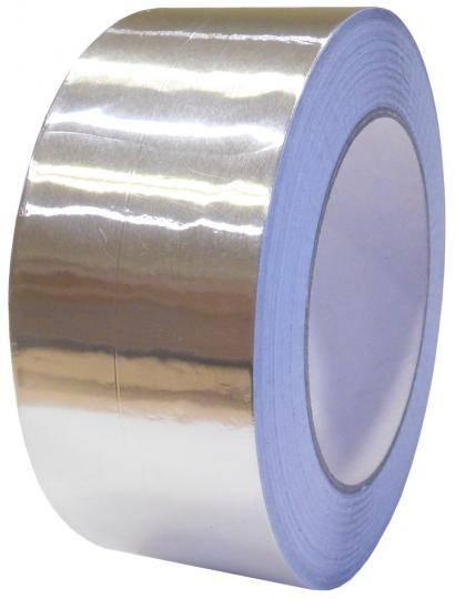 Hliníková lepící páska PO1A-5cm/50m