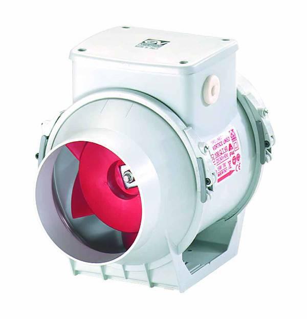 Ventilátor Vortice LINEO 100 Q VO T