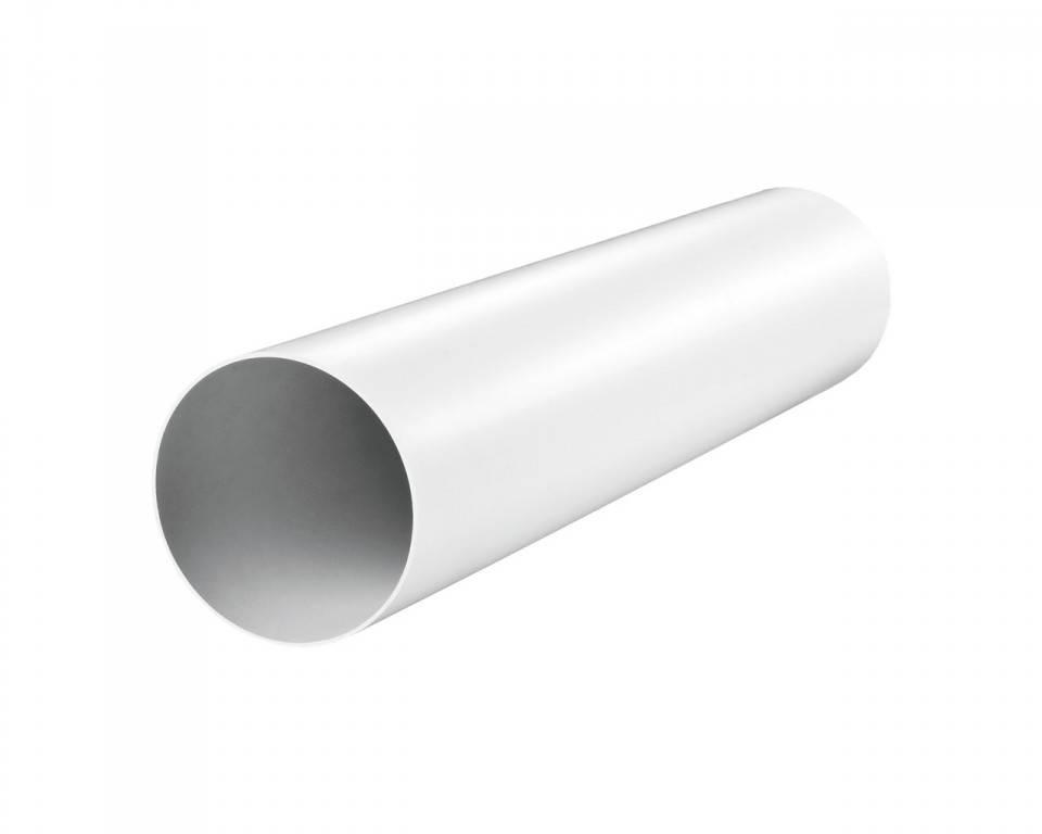 Plastové potrubí kruhové Ø100/0,35m