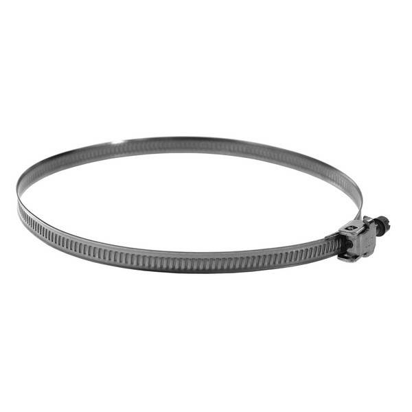 Rychloupevňovací ocelová páska se sponou 110