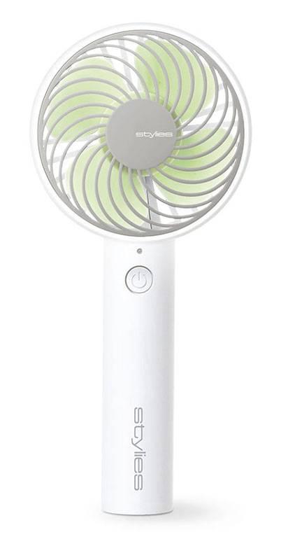 Přenosný ventilátor Stylies Lacerta