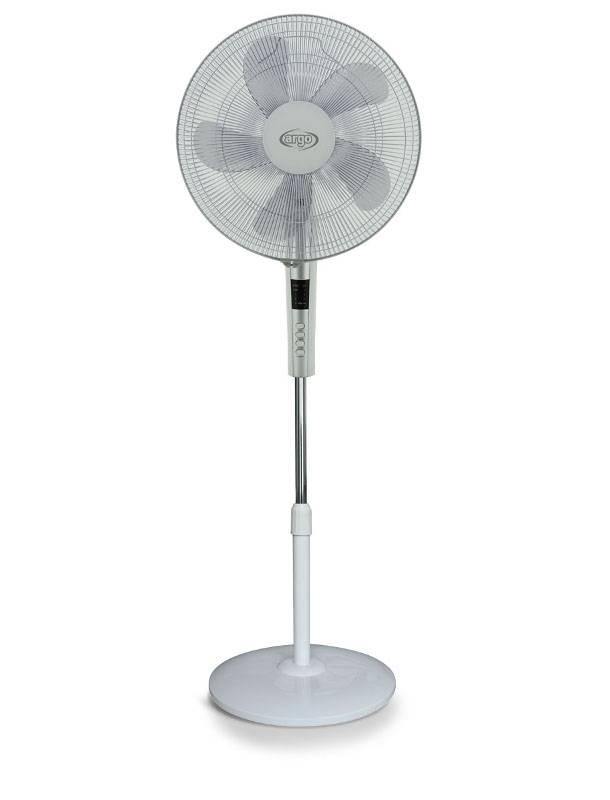 Stojanový ventilátor ARGO STANDY WHITE