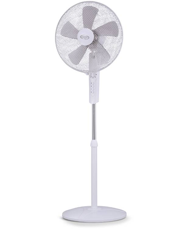 Stojanový ventilátor ARGO TULIP WHITE