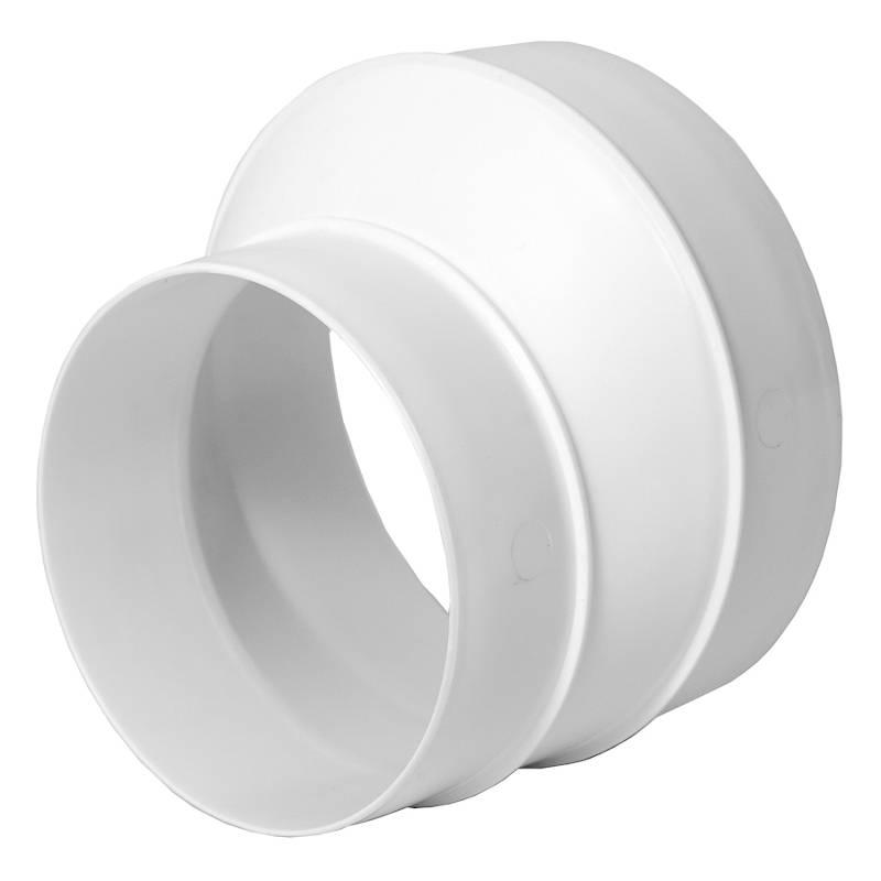 PVC redukce vyosená AP 125/100