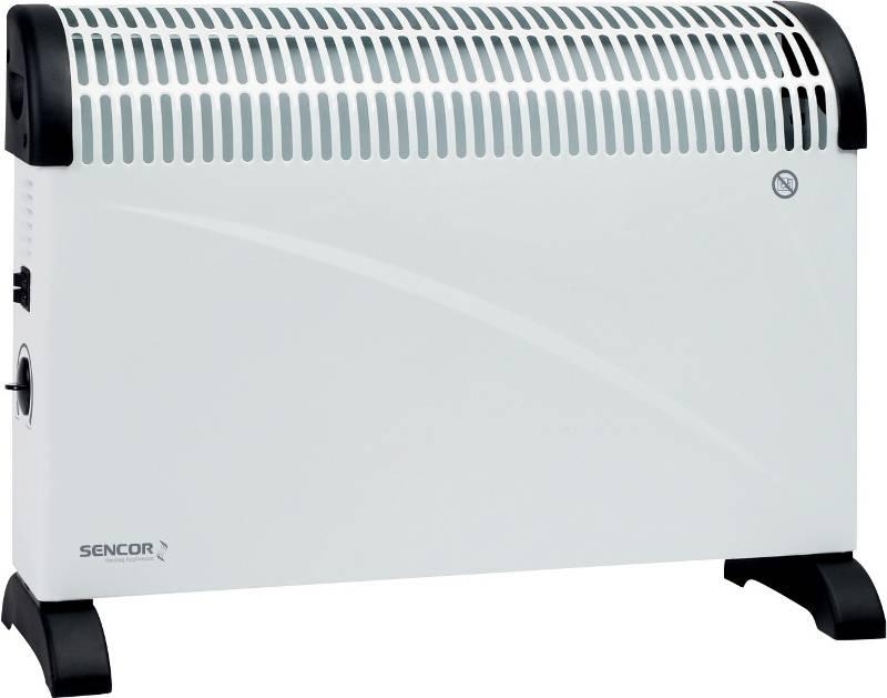 Teplovzdušný konvektor SENCOR SCF 2003