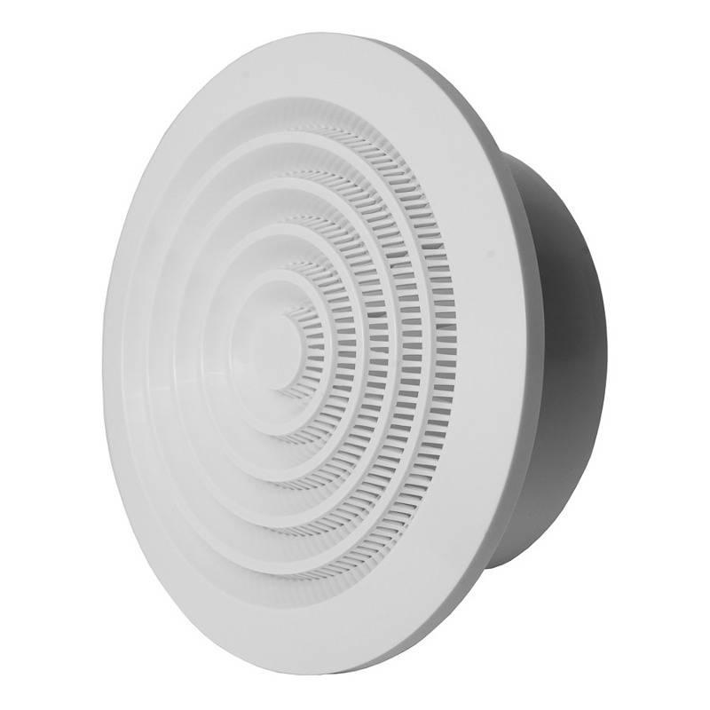 PVC stropní difuzor NGA 80
