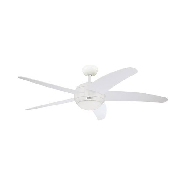 Ventilátor Westinghouse Bendan bílý