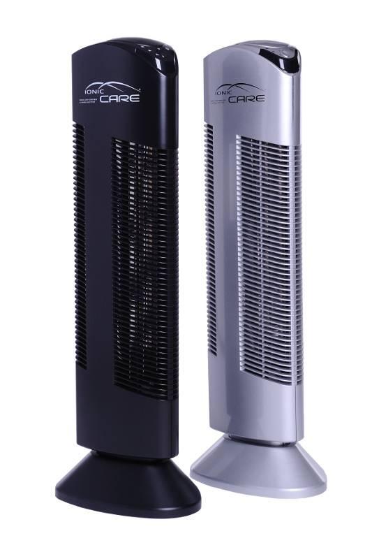 Čistička Ionic-Care Triton X6 silver+black