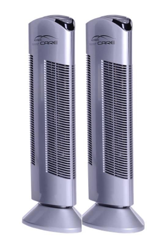 2x Čistička Ionic-Care Triton X6 silver