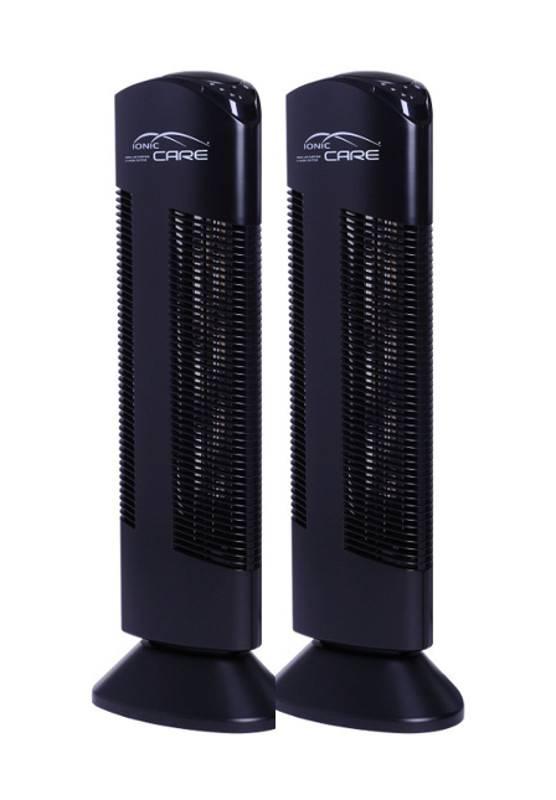 2x Čistička Ionic-Care Triton X6 black