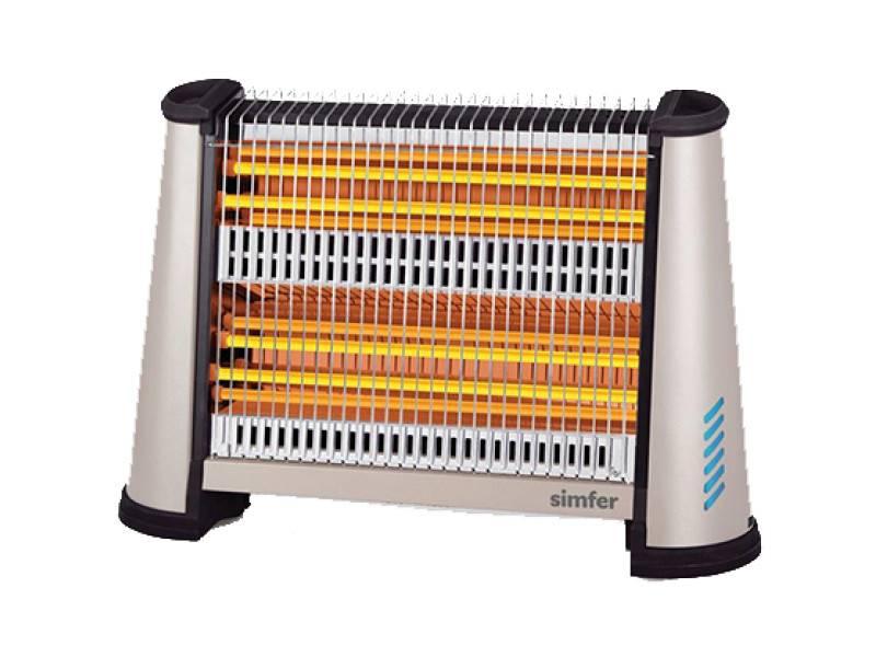 Infrazářič Simfer S2610WTX Maxi