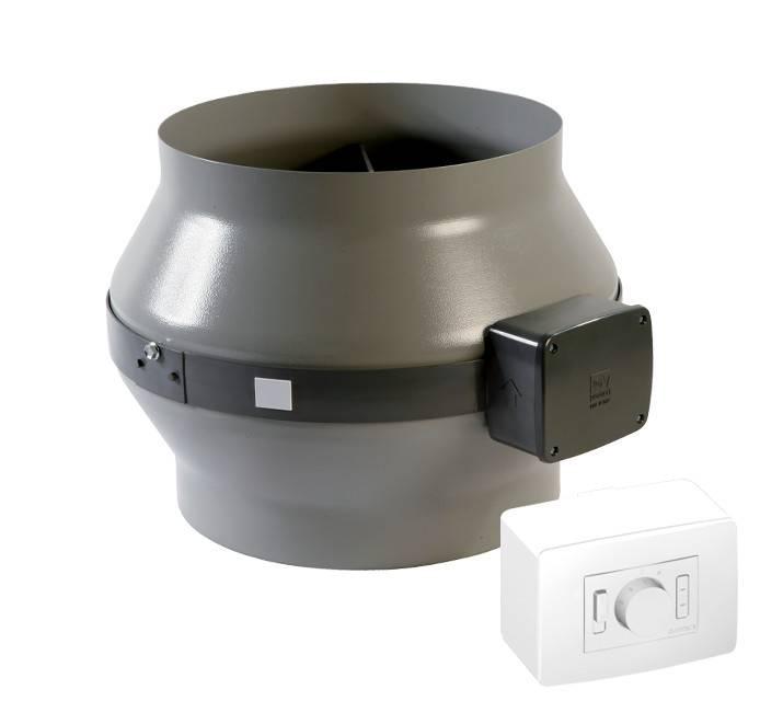 Ventilátor CA 150 Q MD EP