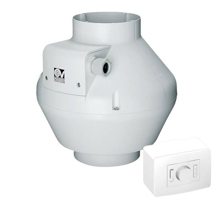 Ventilátor CA 125 VO D EP