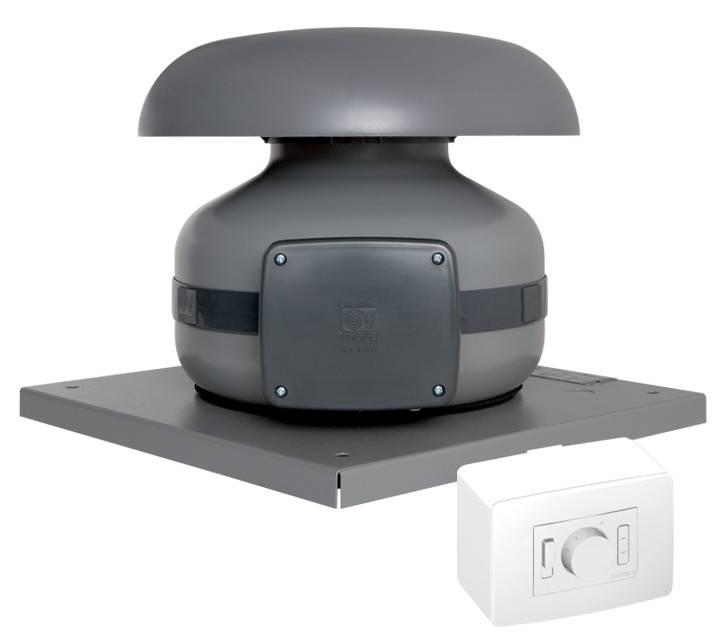 Ventilátor CA 150 Q MD ROOF EP