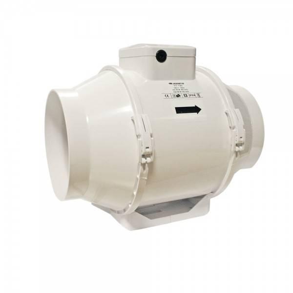 Ventilátor VENTS TT 125 T