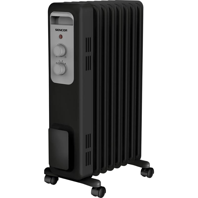 Olejový radiátor SENCOR SOH 3307BK