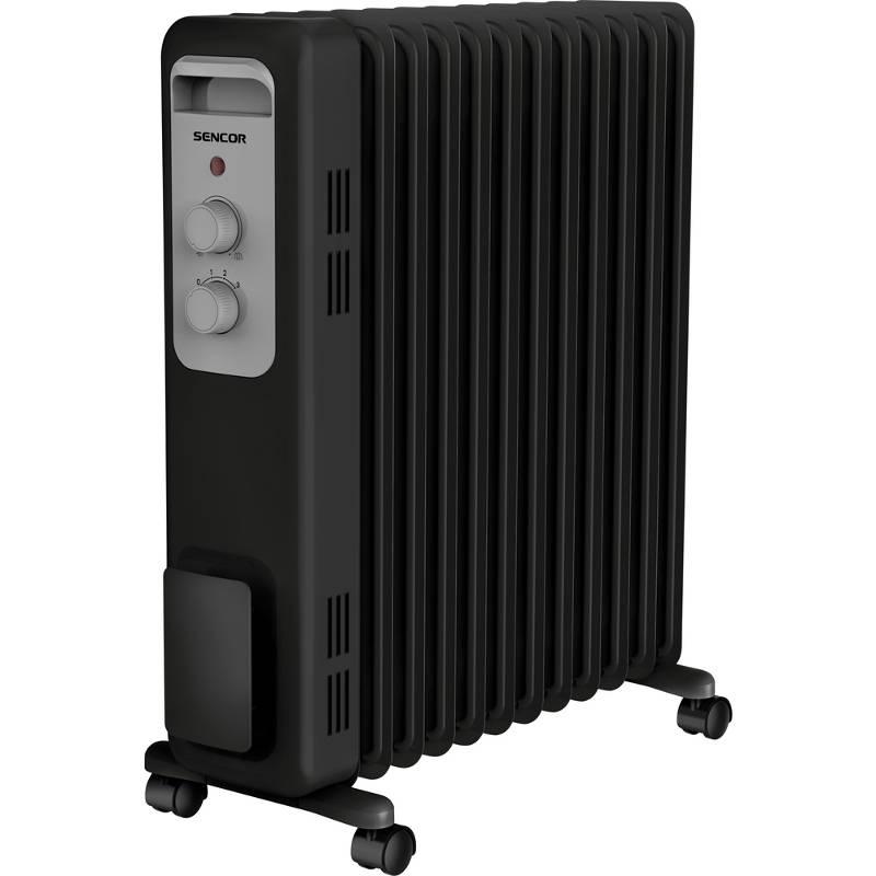 Olejový radiátor SENCOR SOH 3311BK