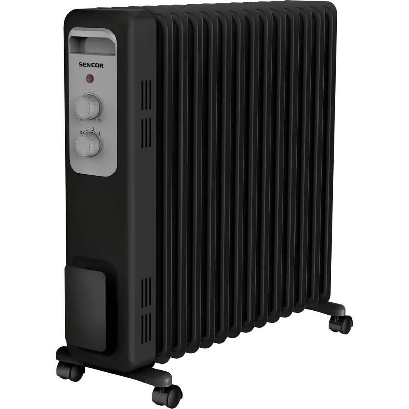 Olejový radiátor SENCOR SOH 3313BK
