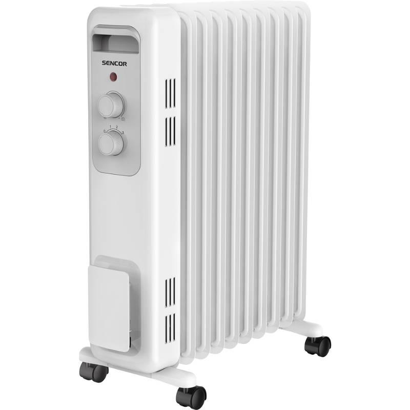 Olejový radiátor SENCOR SOH 3209WH
