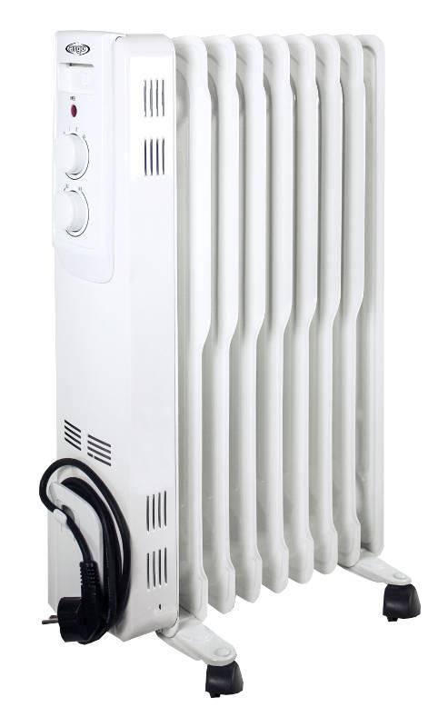 Olejový radiátor SECRET 9