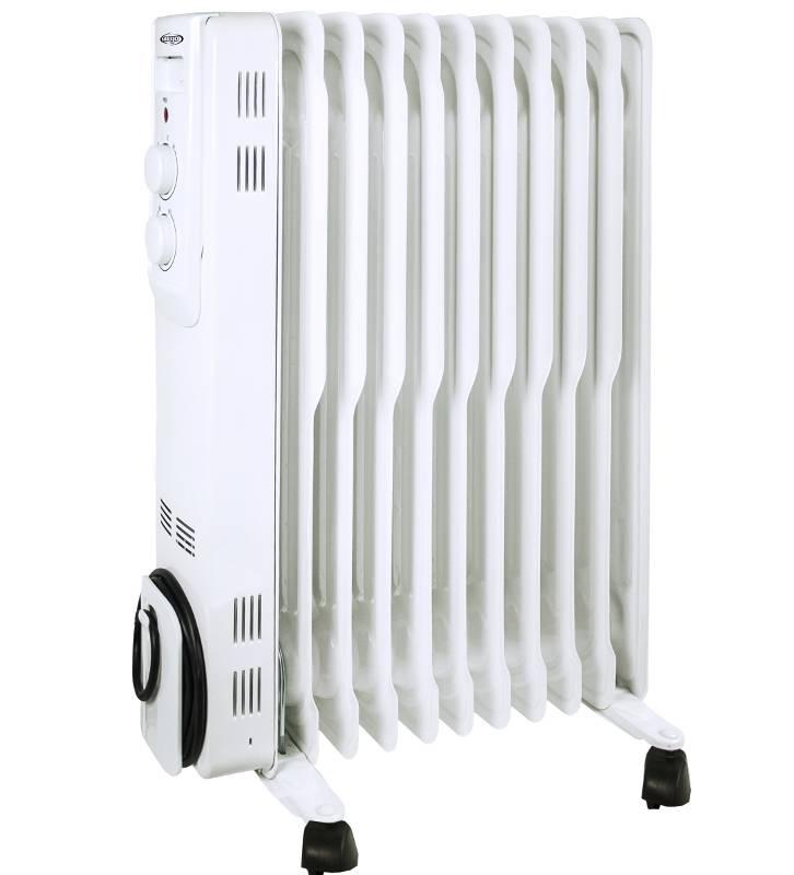 Olejový radiátor SECRET 11