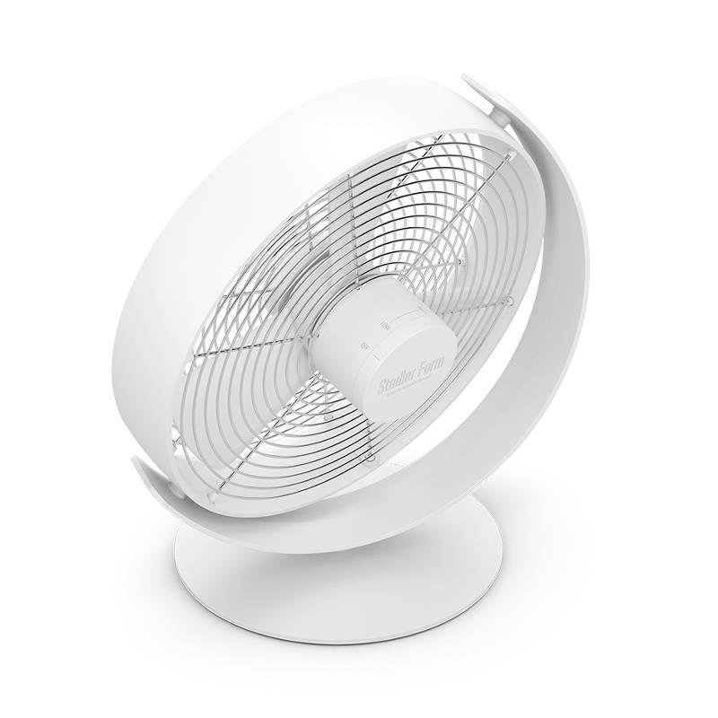 Stolní ventilátor Stadler Form TIM T022 bílý
