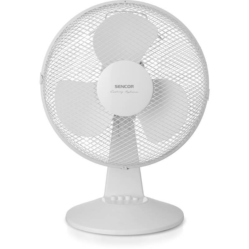 Stolní ventilátor SENCOR SFE 3010WH