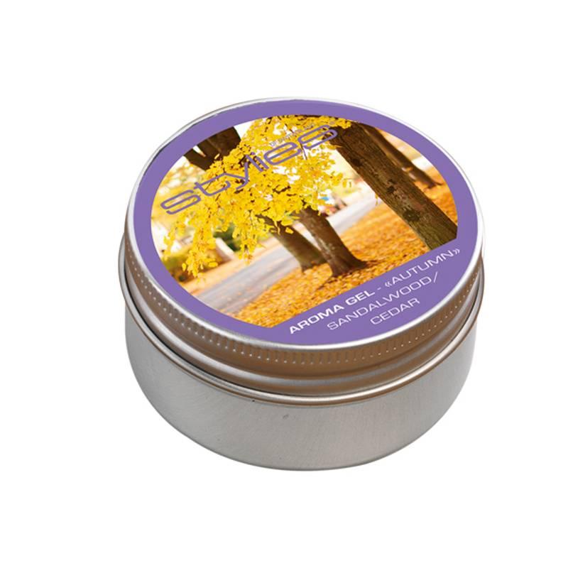 Aroma gel Stylies cedr/santalové dřevo