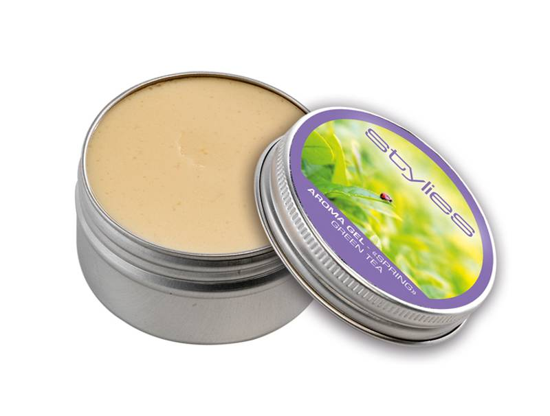 Aroma gel Stylies zelený čaj