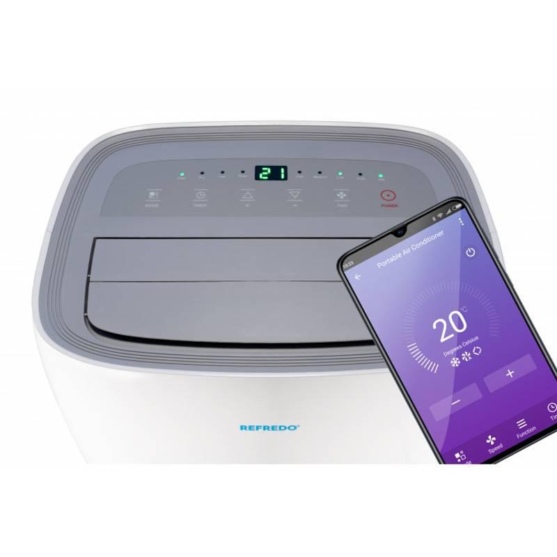 Mobilní klimatizace REFREDO TAC-12CPB/KA Wi-Fi