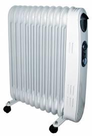 Stále oblíbenější olejový radiátor #Topení