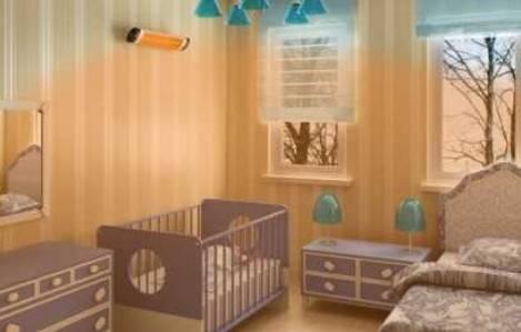 Infrazářiče se postarají o perfektní výhřev místnosti | CVB Ventilátory a k