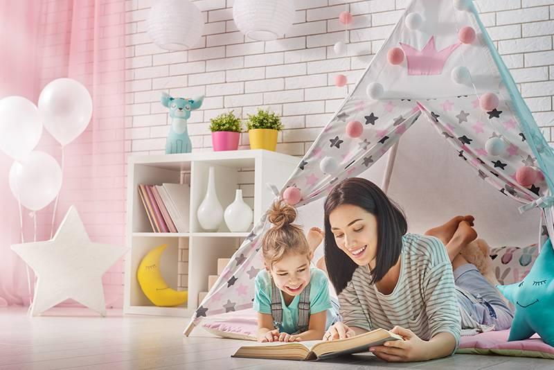 Jak vytvořit čistý vzduch v dětském pokoji | CVB Ventilátory a klimatizace