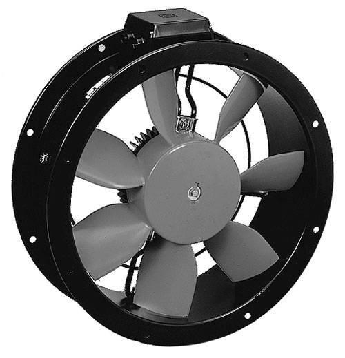 nevybusny ventilator