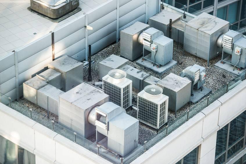 Průmyslové odsávací ventilátory | CVB Ventilátory a klimatizace
