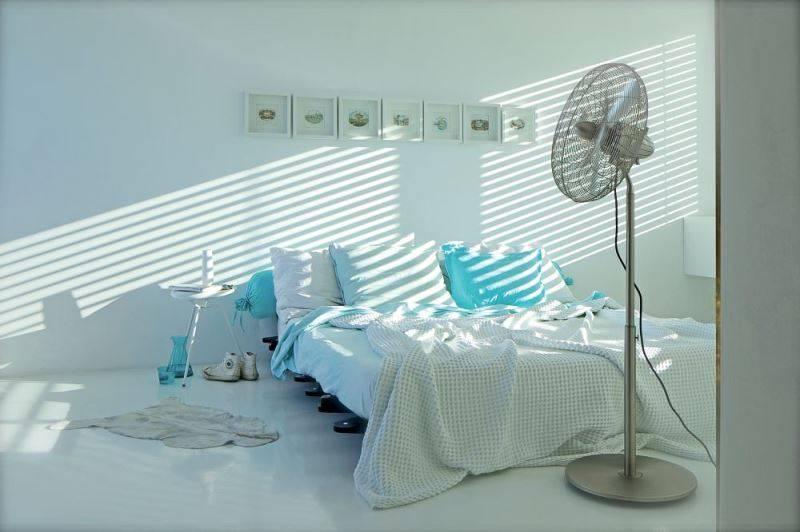 6 důvodů pro nákup stojanového ventilátoru