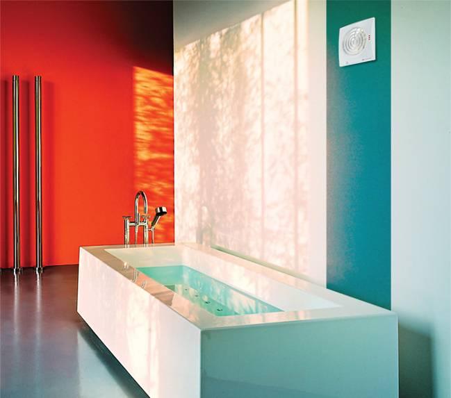 3 kroky při výběru odsávacího ventilátoru do koupelny #Ventilator
